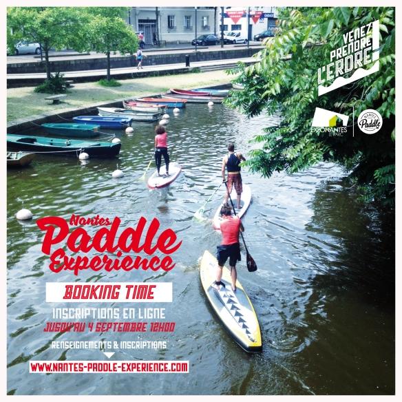 j-3 nantes paddle experience